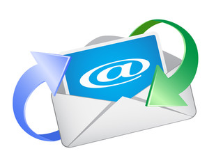 the symbol of email