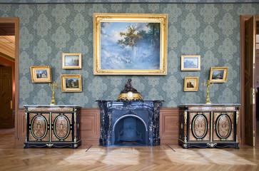Interior,national museum,Riga,Latvia.