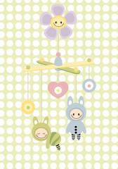 Baby Crib Toy