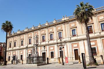 Archivo General de Indias, Sevilla, Spanien