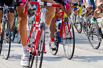 Foto op Textielframe Fietsen ciclismo