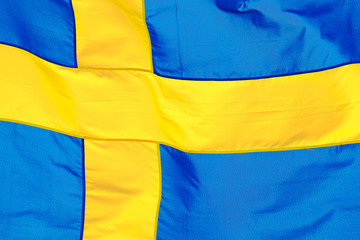 sweden flag full