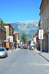 ville de sora , dans le latinium en italie