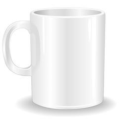 Tazza Bicchiere Boccale-Mug-Vector