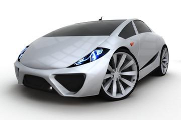 3d generic sport car