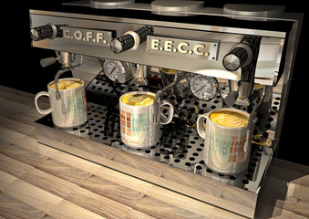 Kaffee Machine CG