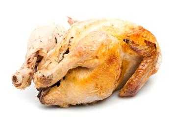 fried chicken carcass