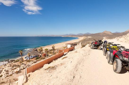 ATV Trail in Los Cabos, Mexico