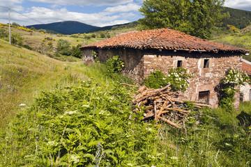 Casa rural en Neila