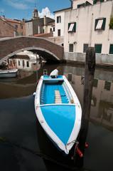 barche di chioggia VE 120