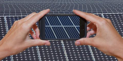 Foto Solarenergie
