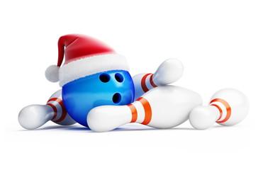 bowling new year