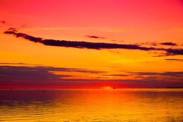 Image Weather Sunset