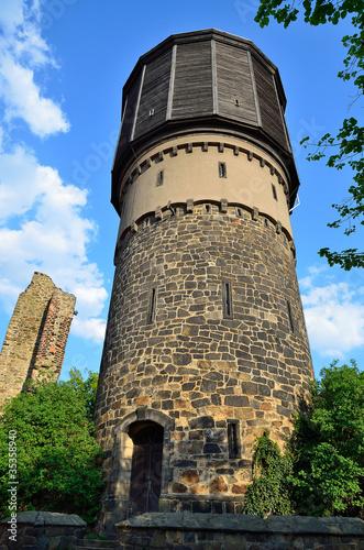 Wall mural Der Wasserturm von Bautzen