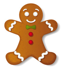 Gingerbread coockie