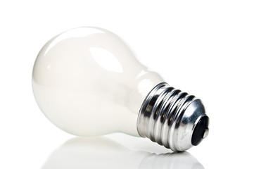 one bulb lamp