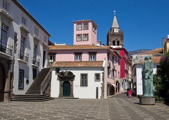 Funchal Architecture - Madeira
