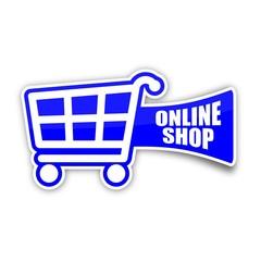 sticker einkaufswagen online-shop 1