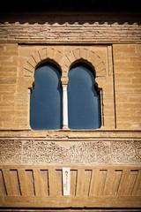 Wall Mural - Alhambra de Granada. Puerta del Vino (Wine door) detail