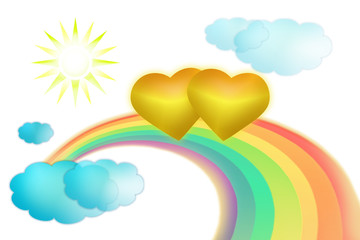 rainbow marriage