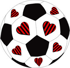 Heart Red and Black F.C.