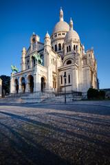 Wall Mural - Basilique Sacré Coeur Montmartre Paris France