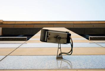 CCTV Cam von unten