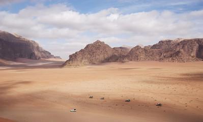 WADI RUM DESERT (V), JORDAN