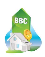 maison basse consommation : BBC