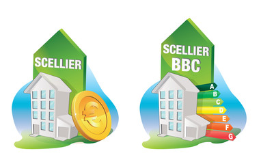 Location d'appartement : scellier -BBC