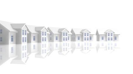 Immobilien Reihe