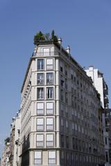 Paris16 - Immeuble
