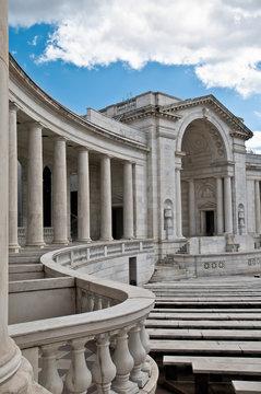 Arlington National Cemetary Amphitheater