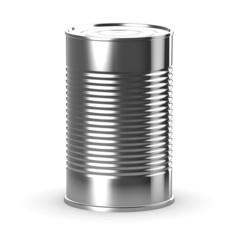 3d Tin can