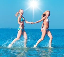 Pleasure On a Beach Models