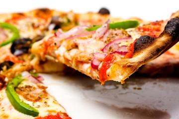 La croûte de la pizza