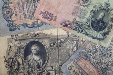 Old money Background