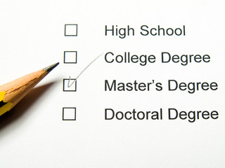 why are you interested in pursuing this degree essay