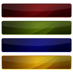 Banners set