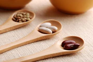 legumi e cucchiai - otto