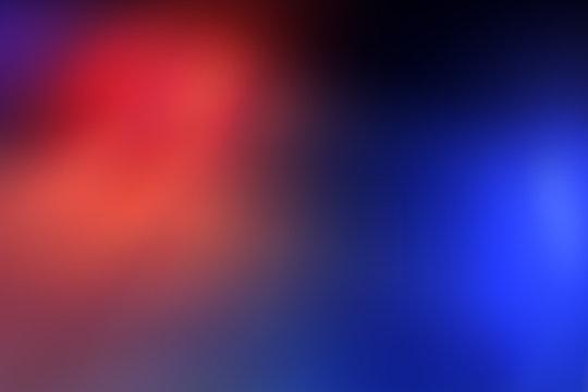 Police car light bar background
