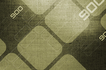 grunge background in texture and element the technology