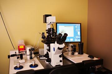 In Vitro Lab Work Station