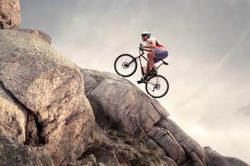 Uphill ride