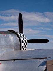 Wall Mural - Vintage Aircraft