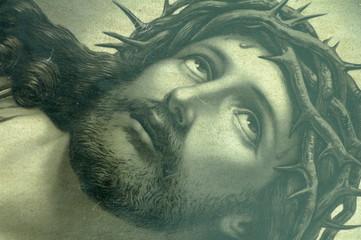 Jezus ikona spojrzenie