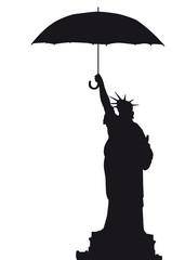 Statue_Liberte_Parapluie