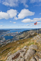 Wandern in Bergen - Hiking in Bergen