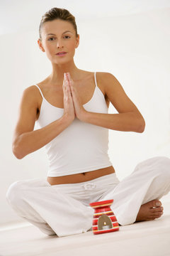 Femme - Relaxation & méditation