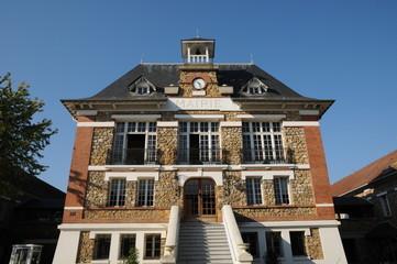 mairie de Vernouillet